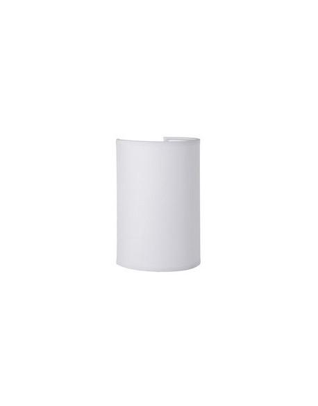 Applique Cora Round Blanc