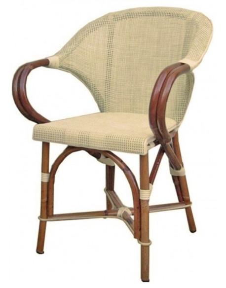 fauteuil rotin samba nylon. Black Bedroom Furniture Sets. Home Design Ideas