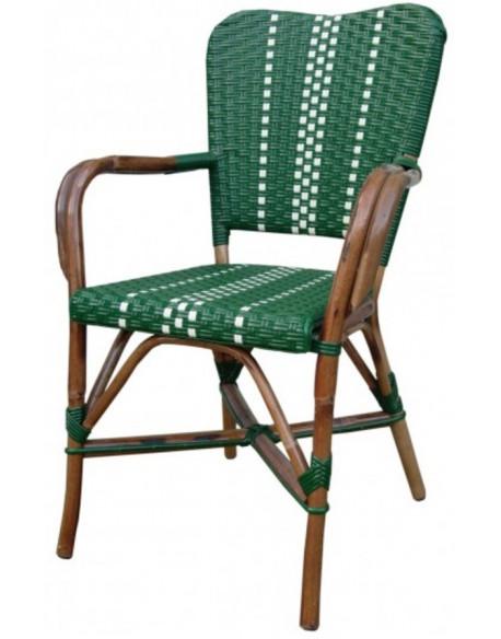 fauteuil rotin florance. Black Bedroom Furniture Sets. Home Design Ideas