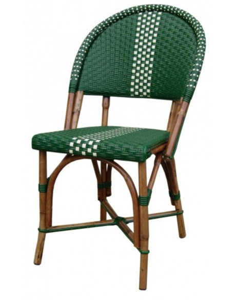 Chaise Rotin Naomi