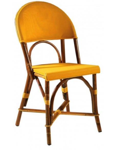 Chaise Rotin Onda