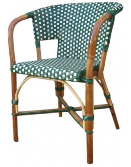 fauteuil rotin marbella. Black Bedroom Furniture Sets. Home Design Ideas
