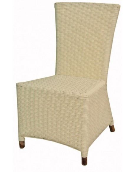 Chaise Lounge Rotin Naxos