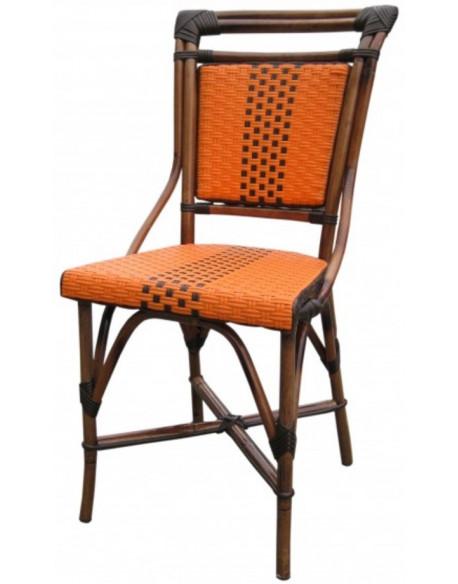 Chaise Rotin Brigitte